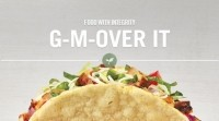 Chipotle: People who eat GM foods are not themselves genetically modified. The same applies to cows fed GM feed…
