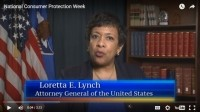 "US AG Lynch discusses protecting consumers from ""unsafe dietary supplements"""