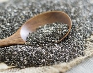 Kunachia sources its organic chia seeds in Ecuador. Image © iStockPhoto / Karisssa