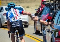 Allen Lim, PhD, developed many of his sports nutrition formulation concepts while working with the Garmin Sharp pro cycling team on the Tour de France.
