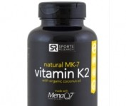 A vitamin K2 supplement will be among the first to transition to the new delivery mode.  Sports Research photo.