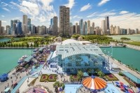 The Healthy and Natural Show is taking place at Chicago's Navy Pier. Image: © iStockPhoto / f11photo