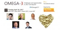 TODAY: NutraIngredients-USA's Omega-3 Forum