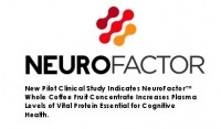 BDNF-boosting coffee fruit concentrate could have applications in sports recovery as well as cognitive health