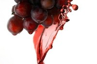 Is the 'red wine compound' tag damaging to resveratrol?
